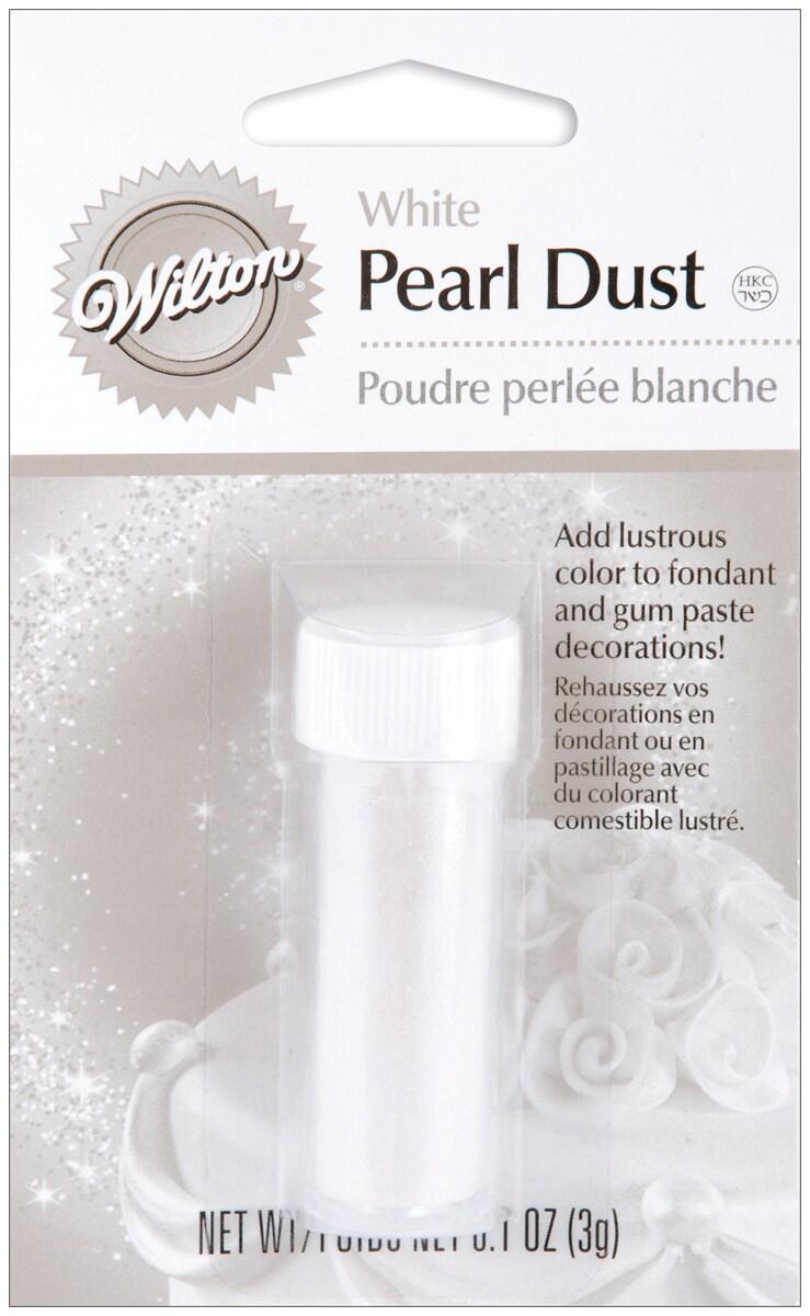 Pearl Dust 1.4g/PkgWhite