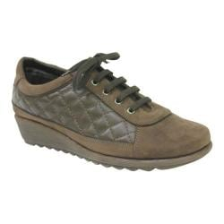 Women's The Flexx Easy Run Wedge Sneaker Ebony Dakar Cashmere
