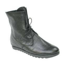 Women's The Flexx Sicilian Too Boot Black Leather