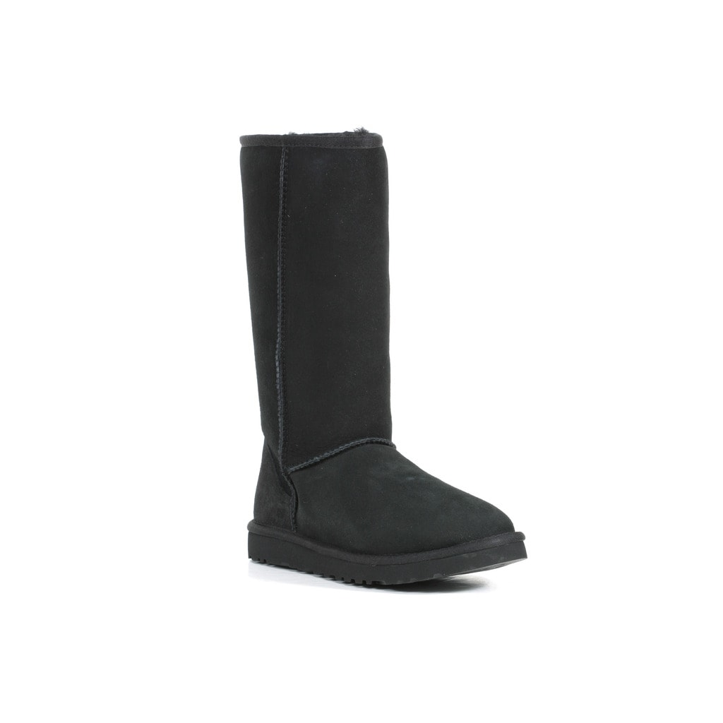 Ugg Women's Black Classic Tall Boots