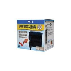 Api Superclean 50 Hob Power Filter 200gph