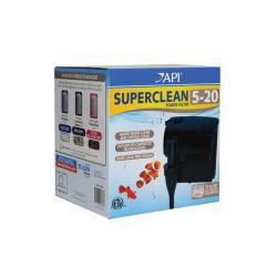 Api Superclean 5 - 20 Hob Power Filter 100gph