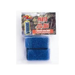 Microclean 304 Carbon & Mechanical Sponge 2pk