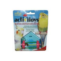 Activitoy Bird Toy Tumble Bell