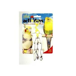 Activitoy Bird Toy Fork/knife/spoon