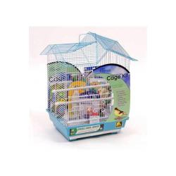 Bird Cage Starter Kit 14x11 Wh/bl