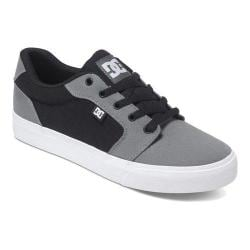 Men's DC Shoes Anvil TX Dark Grey/Black
