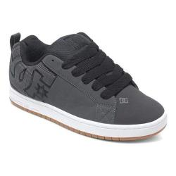 Men's DC Shoes Court Graffik SE Grey/Black