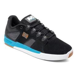 Men's DC Shoes Maddo Black/Turquoise