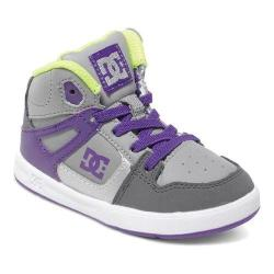 Boys' DC Shoes Rebound Battleship/Purple
