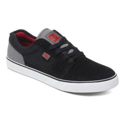 Men's DC Shoes Tonik Black/Red/Grey