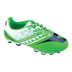 Children's Diadora DD-NA 3 R LPU JR Soccer Cleat Fluo Green/White