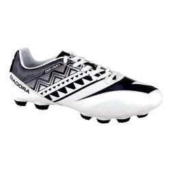 Men's Diadora DD-NA 3 R LPU Soccer Cleat White/Black