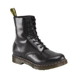 Women's Dr. Martens Pascal 8 Eye Boot Buttero Black Buttero