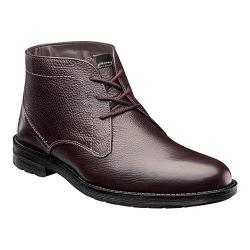 Men's Nunn Bush Drew Chukka Dark Brown Leather