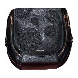 Women's Desigual Marteta Alexa Shoulder Bag Negro
