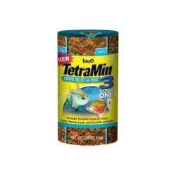 Tetramin Crisps Select - a-food 2.4oz