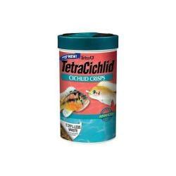 Tetra Cichlid Crisps 8.82oz