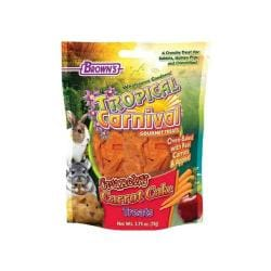 Tropical Carnival Crunchy Carrot Cake Treat 2.75oz