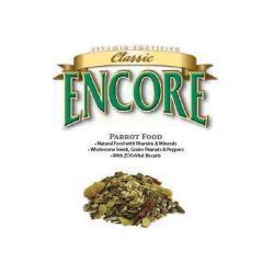 Encore Classic Natural Parrot Food 18lb