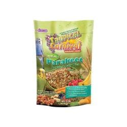 Natural Parakeet Food 2lb (6pc)