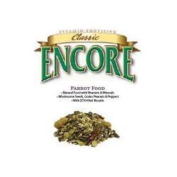 Encore Classic Natural Parrot Food 4lb (8pc)
