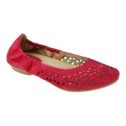 Women's Earth Breeze Fuschia Suede