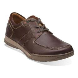 Men's Clarks Fenway Edge Dark Brown