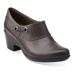 Women's Clarks Genette Danby Grey Leather