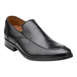 Men's Clarks Kalden Step Black Leather
