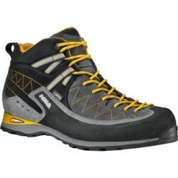 Men's Asolo Jumla Hiking Boot Graphite/Grey Suede