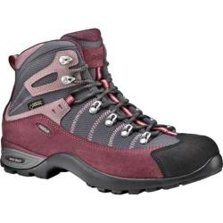 Women's Asolo Mustang GV GORE-TEX Hiking Boot Burgundy/Stone