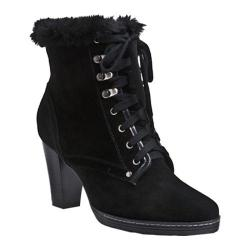 Women's Blondo Lili Black Suede