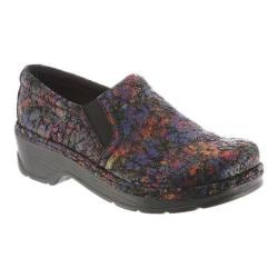 Women's Klogs Naples Clog Multi Primary Leather