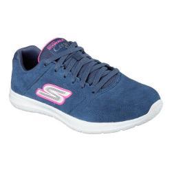 Women's Skechers GOwalk City Challenger Sneaker Navy/White