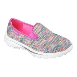 Women's Skechers GOwalk Move Obscure Slip On Multi