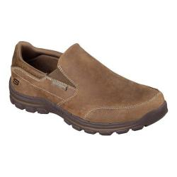 Men's Skechers Relaxed Fit Braver Linares Loafer Desert