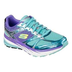 Women's Skechers Relaxed Fit Optimus Training Shoe Blue/Purple