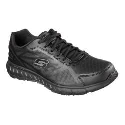 Men's Skechers Relaxed Fit Soleus Walking Shoe Black