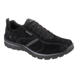 Men's Skechers Relaxed Fit Superior Ablative Sneaker Black
