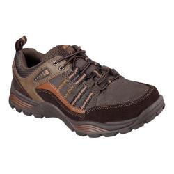 Men's Skechers Relaxed Fit Trexmen Gurman Trail Shoe Brown
