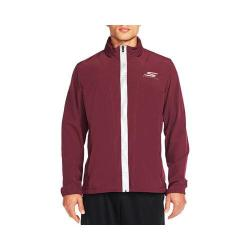 Men's Skechers Remastered Rapid Jacket Burgundy