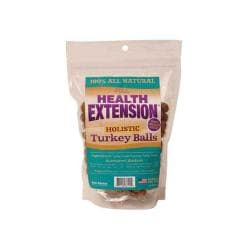 Health Extension Turkey Ball Treats 10oz