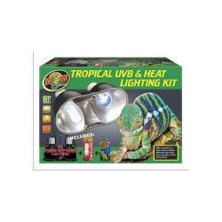 Tropical Uvb & Heat Lighting Kit
