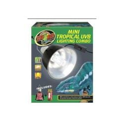Mini Tropical Uvb Lighting Combo