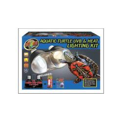 Aquatic Turtle Uvb & Heat Lighting Kit