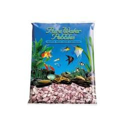 Pw Pebble Natural White Rose 5lb 6pk