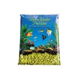 Pw Pebble Color Daffodil Yellow 5lb 6pk