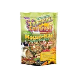 Trop Carnival Natural Pet Rat & Mouse Food 2lb 6pc