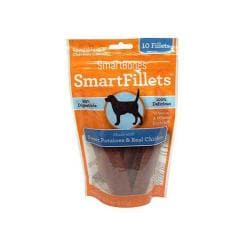 Smart Fillets Vegetable / Chicken Treat 10pk